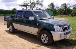 Great Wall Socool 2004 model