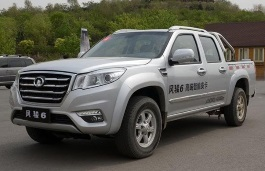 Great Wall Wingle 6 2014 model