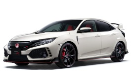 Honda Civic Type R 1997 model