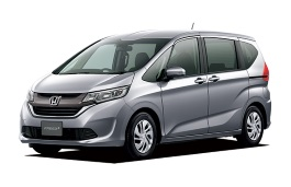 Honda Freed+ 2016 model