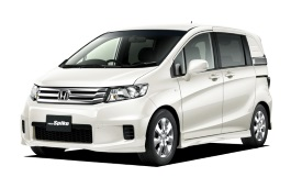 Honda Freed Spike 2010 model