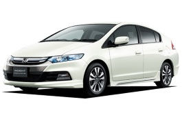 Honda Insight Exclusive 2011 model