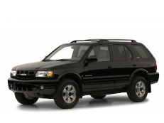 Isuzu Wizard 1989 model