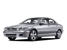 Jaguar X-Type 2001 model