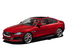 Jaguar XE 2015 model