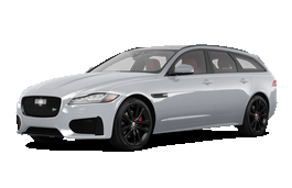 Jaguar XF 2007 model