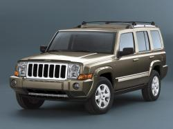 Jeep Commander 2005 model