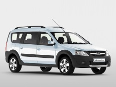 LADA Largus Cross 2015 model