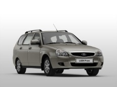 LADA Priora 2007 model