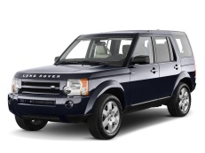 Land Rover Discovery 3 2004 model