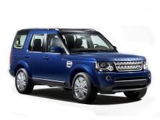 Land Rover Discovery 4 2009 model