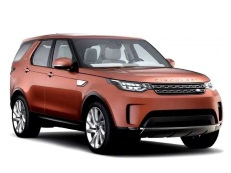 Land Rover Discovery 5 2016 model