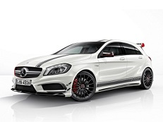 Mercedes-Benz A-Class AMG 2013 model