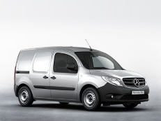 Mercedes-Benz Citan 2012 model
