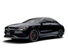 Mercedes-Benz CLA-Class AMG 2013 model