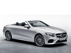 Mercedes-Benz E-Class Cabriolet 2009 model