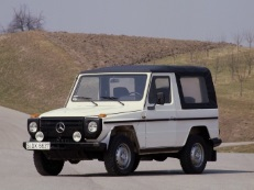 Mercedes-Benz G-Class 1979 model