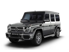 Mercedes-Benz G-Class AMG 2002 model