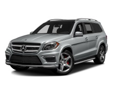 Mercedes-Benz GL-Class AMG 2013 model