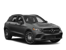 Mercedes-Benz GLC-Class 2015 model