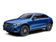Mercedes-Benz GLC-Class Coupe 2016 model