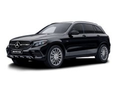 Mercedes-Benz GLC-Class Coupe AMG 2015 model