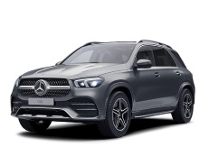 Mercedes-Benz GLE-Class 2015 model