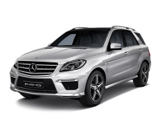Mercedes-Benz GLE-Class AMG 2015 model