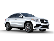 Mercedes-Benz GLE-Class Coupe 2015 model