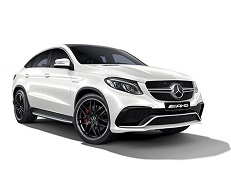Mercedes-Benz GLE-Class Coupe AMG 2015 model