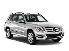 Mercedes-Benz GLK-Class 2008 model