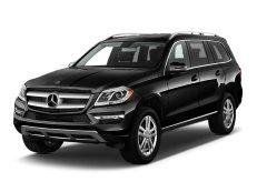 Mercedes-Benz GLS-Class 2013 model