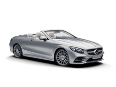Mercedes-Benz S-Class Cabrio 2015 model