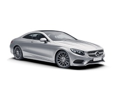 Mercedes-Benz S-Class Coupe 2015 model