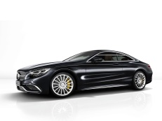 Mercedes-Benz S-Class Coupe AMG 2015 model