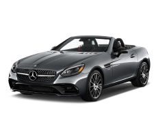 Mercedes-Benz SLC-Class 2016 model
