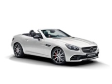 Mercedes-Benz SLC-Class AMG 2016 model