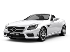 Mercedes-Benz SLK-Class AMG 1996 model