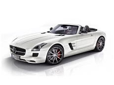 Mercedes-Benz SLS-Class AMG 2010 model