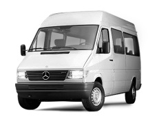 Mercedes-Benz Sprinter 1995 model