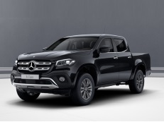 Mercedes-Benz X-Class 2017 model