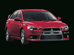 Mitsubishi Lancer Evolution 1992 model