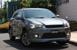 Mitsubishi RVR Roadest 2011 model