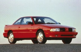Oldsmobile Achieva 1992 model