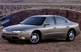 Oldsmobile Aurora 1995 model