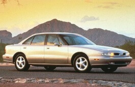 Oldsmobile LSS 1997 model