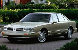 Oldsmobile Regency 1997 model