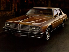 Pontiac Catalina 1971 model