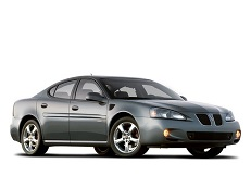 Pontiac Grand Prix GXP 2005 model