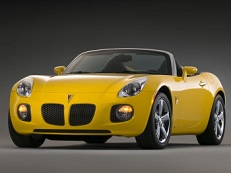Pontiac Solstice 2006 model